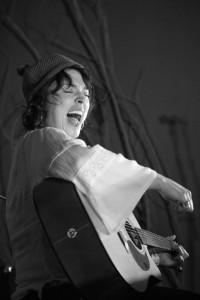 Frog Hat & Guitar